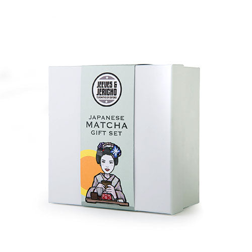 Japanese Matcha Gift Set