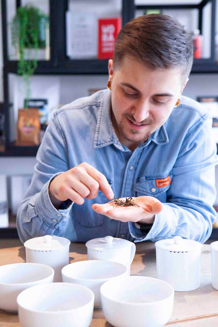 Black Tea Tasting Masterclass | Wed 27th Nov 7pm