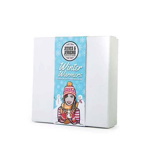 Winter Warmers Tea Sample Gift Set