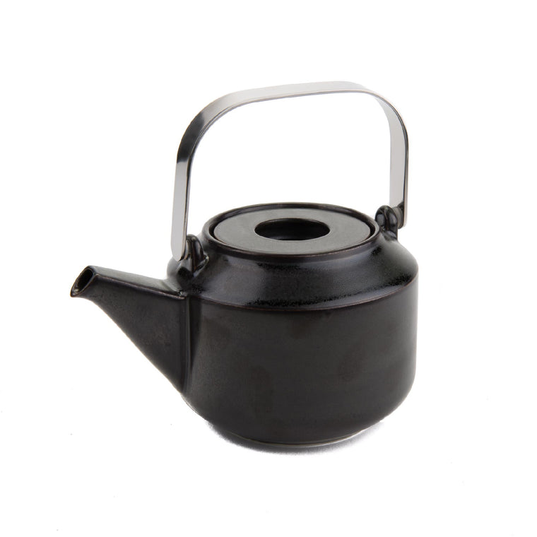 Kinto 600ml LT Infuser Teapot Black
