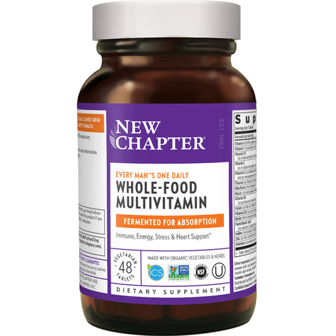 Every Man's™ One Daily Multivitamins
