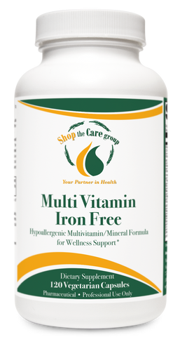 Ultra Multiple Vitamin Iron Free - 120 caps