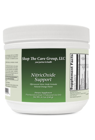 Nitric Oxide Support - 8.5 oz