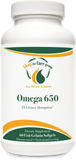 Omega 650 - 3X Absorption Rate - 60 softgels