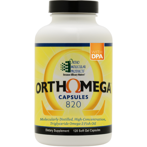 Concentrated Omega-3 Fish Oil