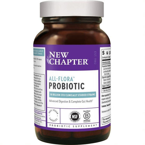 PROBIOTIC all-flora - 30 vegan capsules