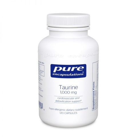 Taurine 1,000 mg - 120 caps