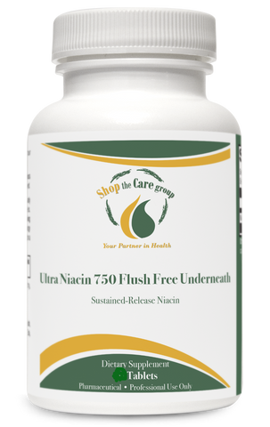 Ultra Niacin - 750 mg OR 500 mg