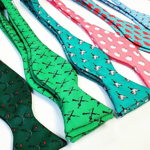 Barry Beaux Fall Bow Ties