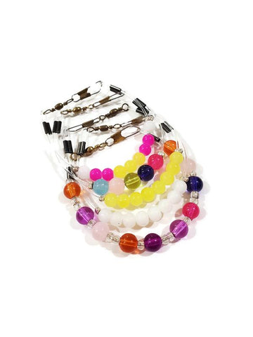 colorful handmade bracelets