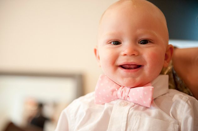 Baby Bow Tie For Wedding