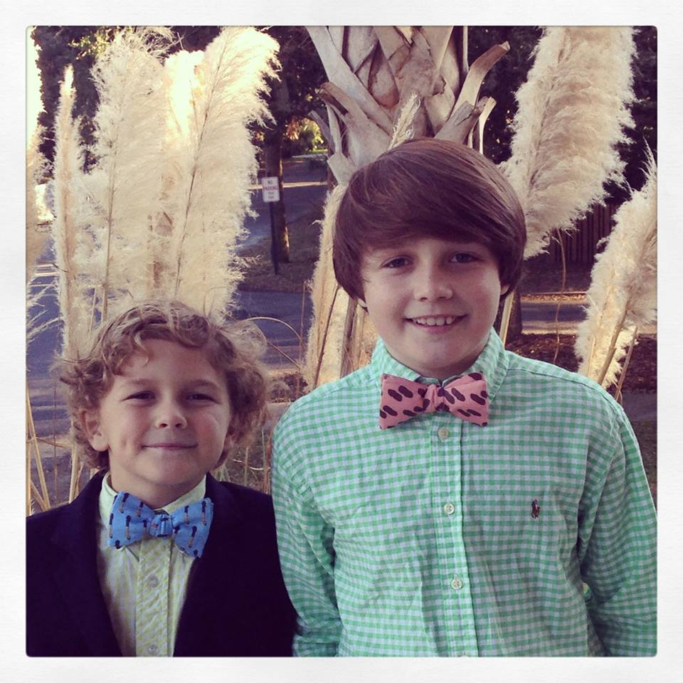 Coastal Kids Bow Ties