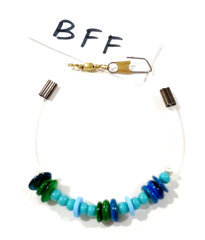 Friendship Bracelet Morse Code Twin Shems