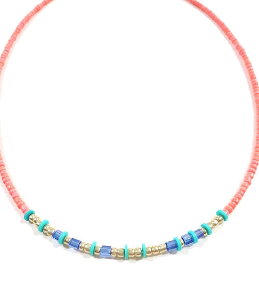 """Sullivans"" Morse Code Necklace"