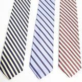 sale striped neckties