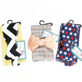 sale bow tie and pocket square gift sets