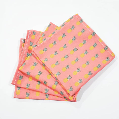 Cocktail Napkins (Set of 4)
