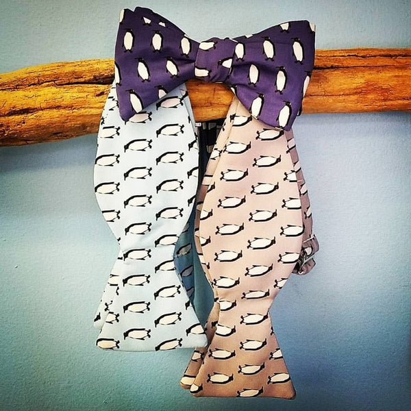 Penguin Bow Ties