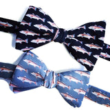 Spottail Bass Fish Bow Ties