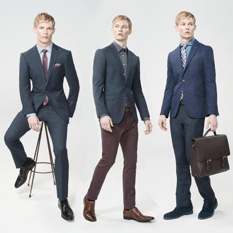 How to wear your suit 5 ways!