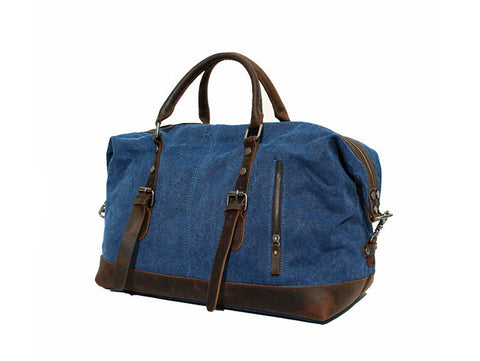 Canvas Duffle - Mr James Store
