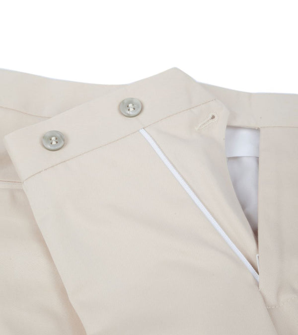 Almond Conteriental Trouser - Mr James Store