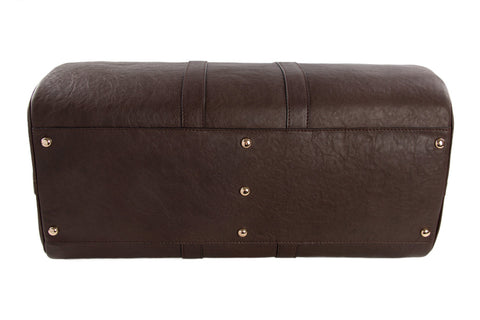 Premium Leather Weekender - Mr James Store  - 5