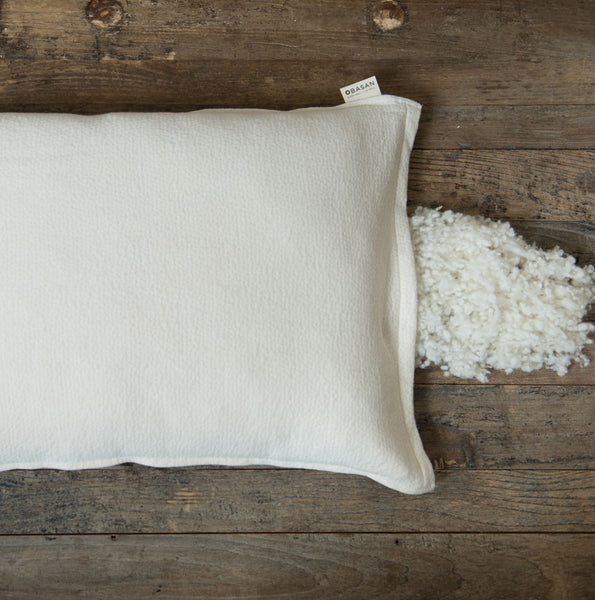 Terra Nova 5.0 Organic Wool Children's Pillow