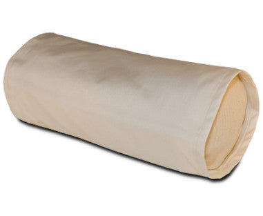 Organic Buckwheat Hull or Millet Neck Cylinder Support PIllow