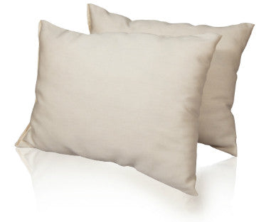 Organic Cotton Bed Pillow - Extra thick