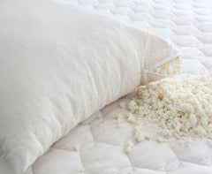 Natural Latex Pillow - Shredded