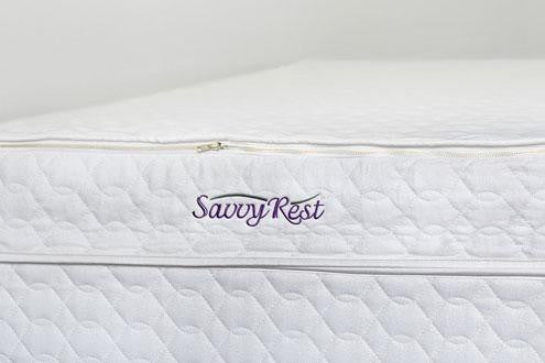 Tranquility 7-inch Organic Latex Mattress
