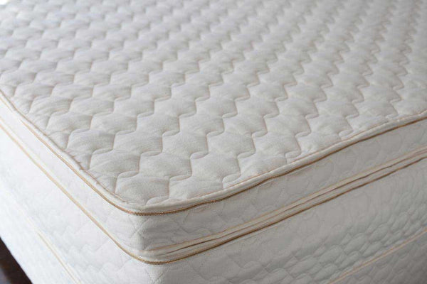 """Harmony"" Natural Latex Organic Mattress Topper"