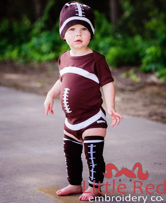 RuggedButts Football Leg Warmers