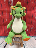 Cubbies™ Green Dinosaur with Custom Embroidery