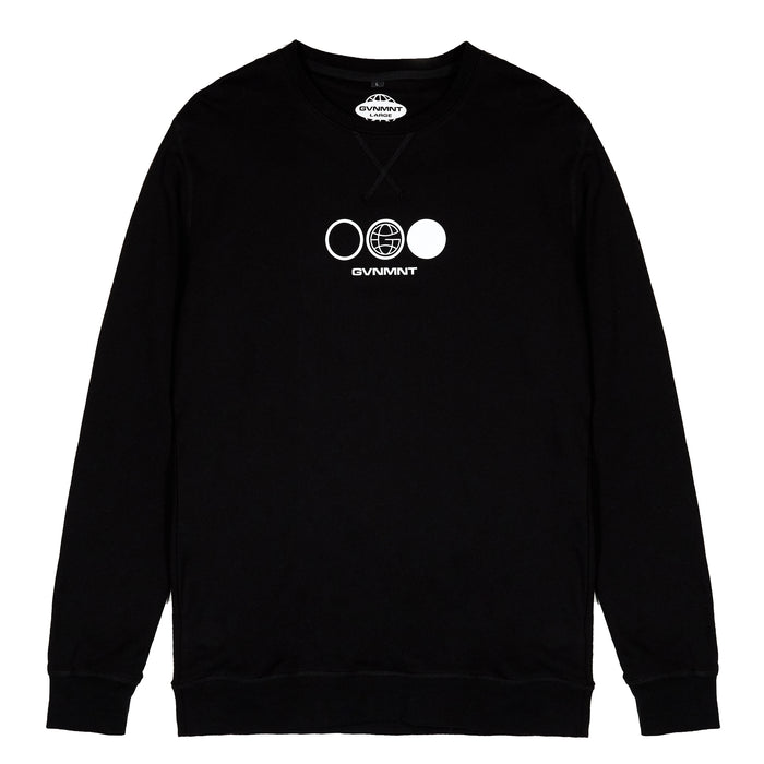 G-WORLD Raglan (BLK)
