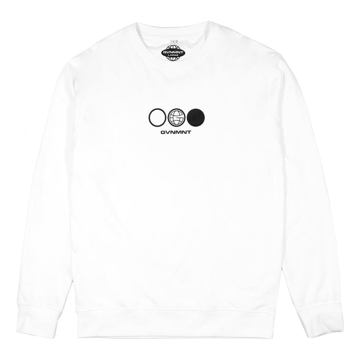 G-WORLD Raglan (WHT)