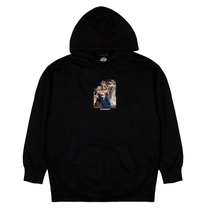Sound of Sin (S.O.S) Hoodie