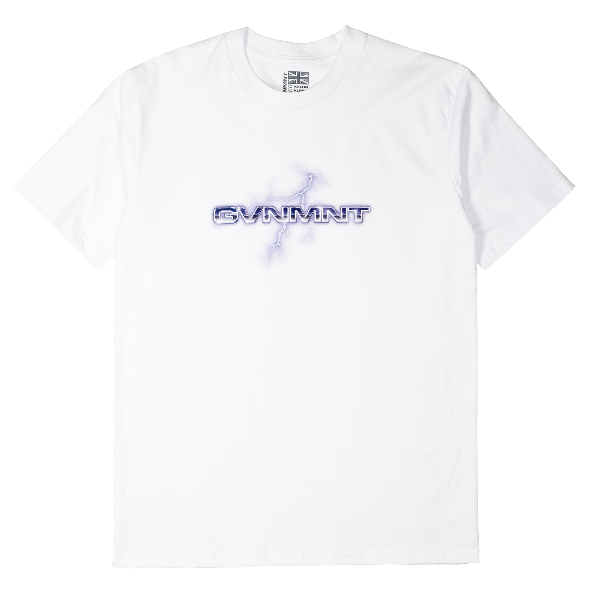 Electric Avenue Tee - White