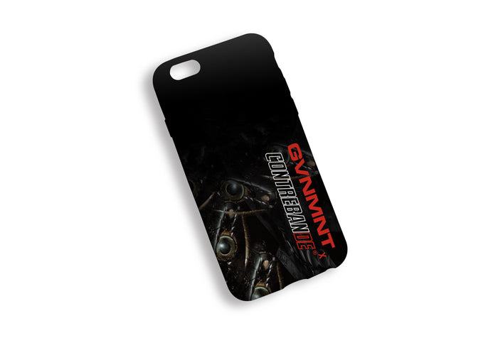 GVNMNT x CNTRBNDE iPhone Case