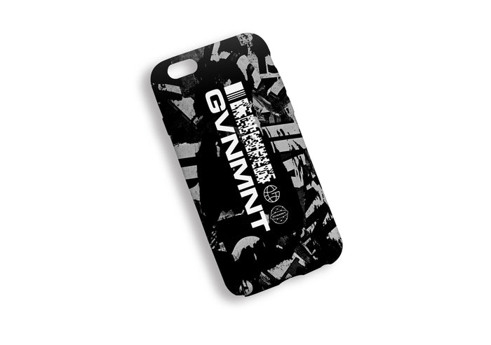 GVNMNT INC. iPhone Case
