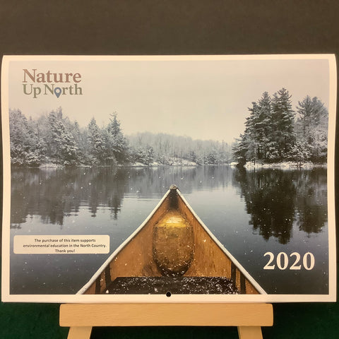 Nature Up North Calendar 2020