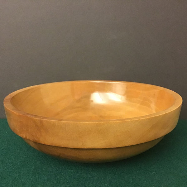 Bowl Thicker Rim, David Buchholz, Augur Lake, Keeseville, NY
