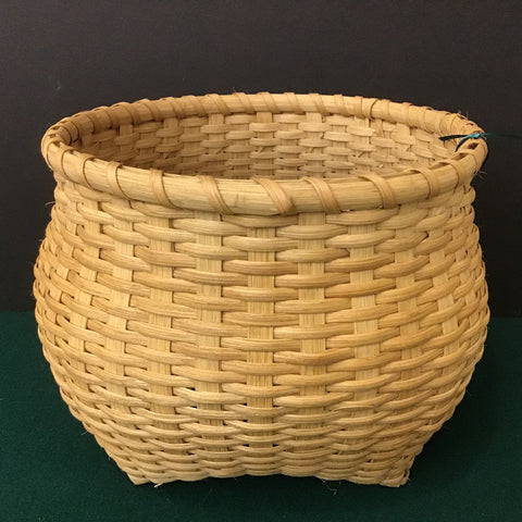 """Cathead"" Basket, Sue Ulrich, Boonville, NY"