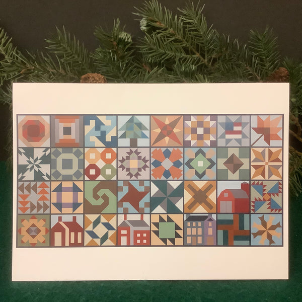 Towns of St. Lawrence County Barn Quilt Merchandise
