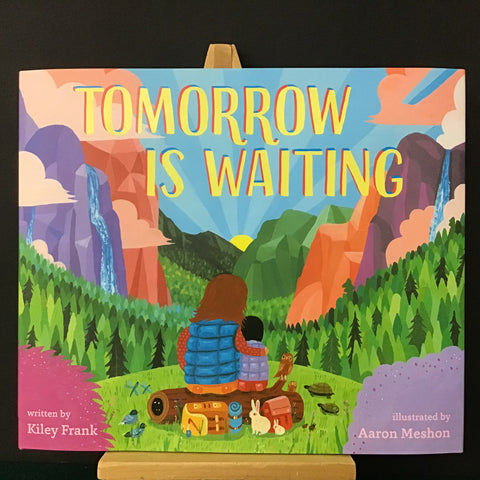 Tomorrow is Waiting, Kiley Frank, Canton, NY