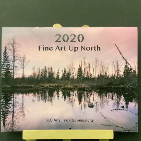 Fine Art Up North Calendar 2020