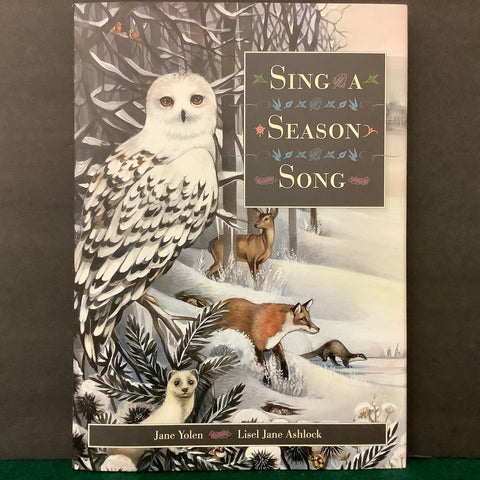 Sing a Season Song, Jane Yolen