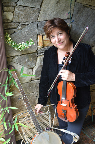 Fiddling Bear Workshop: Old-time Fiddle and Banjo with Jane Rothfield, Sunday, April 8, 2:00-3:30pm