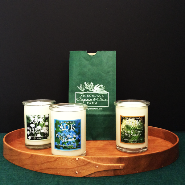 ADK Fragrance & Flavor Farm Assorted Candles